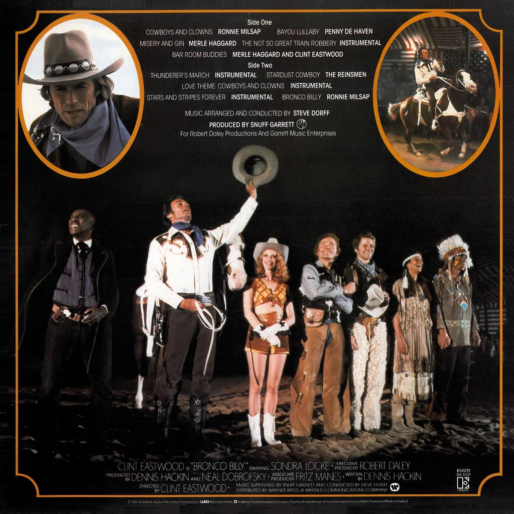Steve Dorff - Bronco Billy