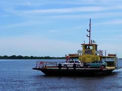 Icapará Ferry