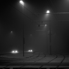 On A Foggy Night