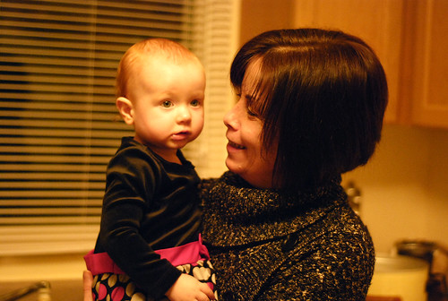 Jillian & Mom