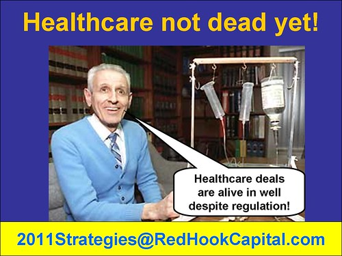 CRTOON Healthcare not dead yet