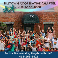 Hilltown Charter Cooperative Public School in Haydenville, MA