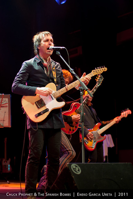 Chuck Prophet & The Spanish Bombs - 8