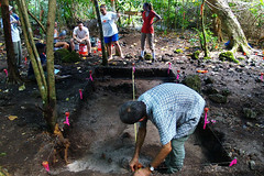 Archeological Field Training, Ritidian