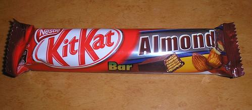 Almond Kit Kat