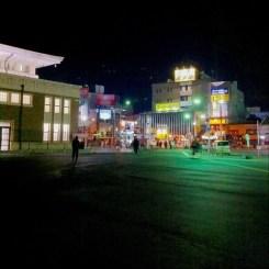 JR奈良の駅前だよ~!