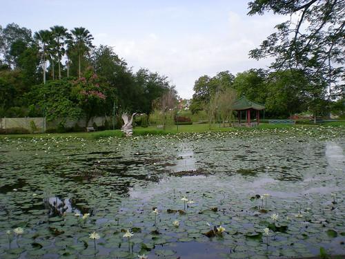 Sibu Kutien memorial park 3