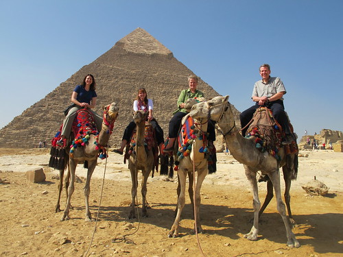 Us and the camels