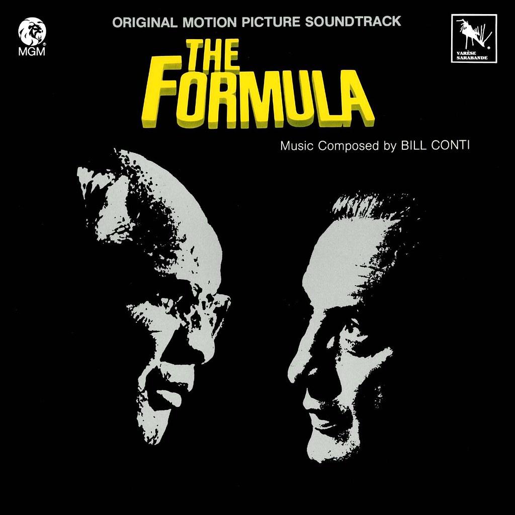Bill Conti - The Formula