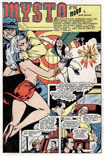 Planet Comics 53 - Mysta (March 1948) 00