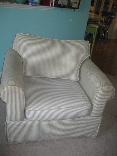 chair from craigslist before