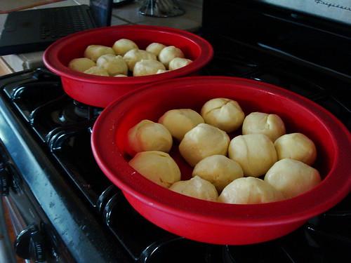 shaped rolls