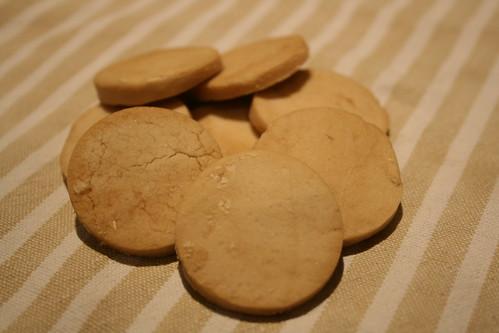 Peppermint Cream Coins