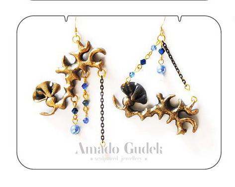 Amado Gudek Earrings9