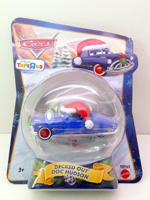 Disney CARS 2010 Christmas doc hudson (1)