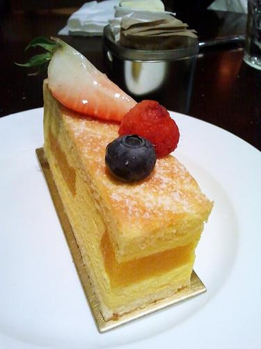 Bakerzin - Mango Mousse