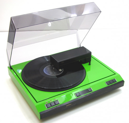 Revox turntable