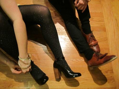 Party Shoes!