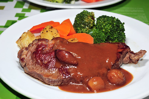Jack's Place @ Brash Basah Complex - Sirloin Steak