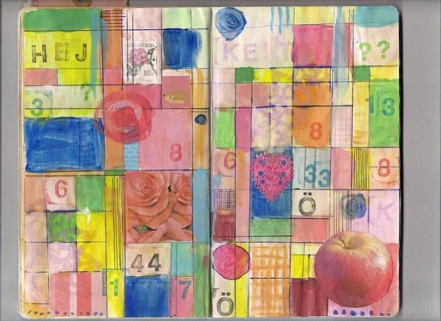 fall-winter 2010 art journal