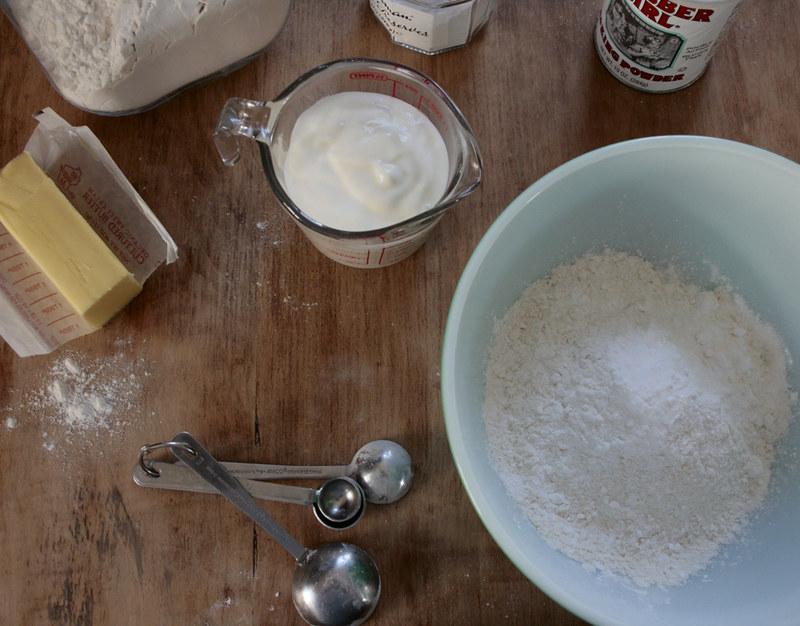 biscuits, ingredients
