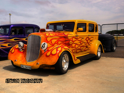 1934 Plymouth Hot Rod