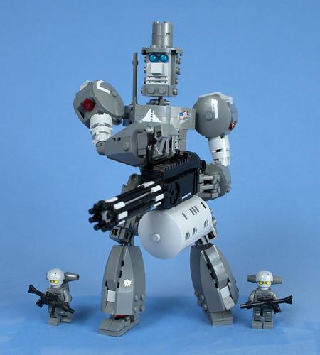 Linear Neuralnet Cyborg unit 1 (LNC-1)  04