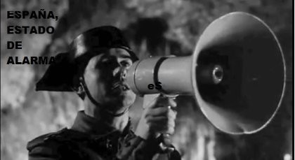 10l05 El Verdugo de LGB Guardia civil España Estado de alarma