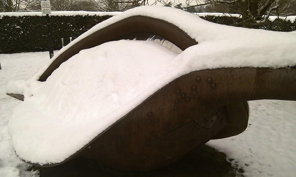 Snowy Rusty 2