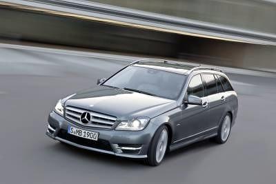 Mercedes C-Class Estate 2011