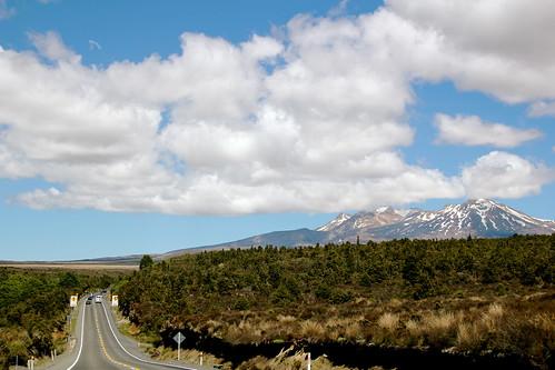Friday: Desert Road