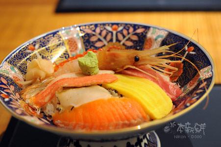 飯物‧海鮮ちらし寿司