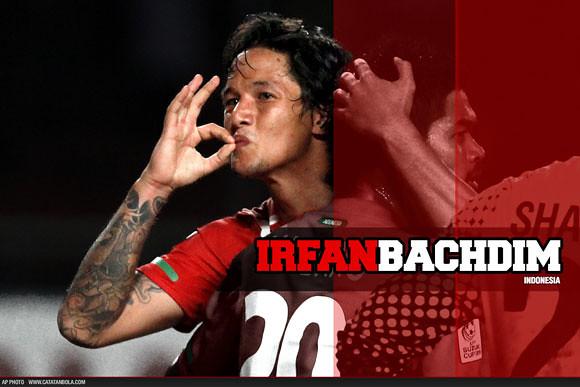 Wallpaper: Irfan Bachdim Indonesia