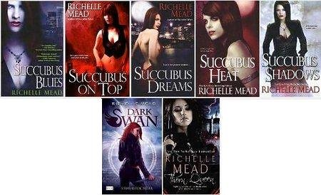 Richelle Mead Books
