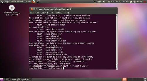 VirtualBox + Ubuntu