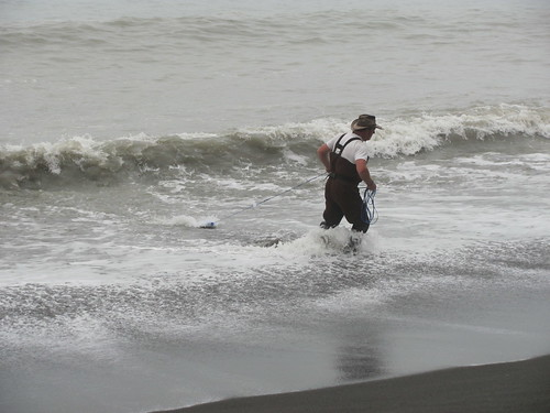 Northern ca the knitting nurse for Surf fishing northern california