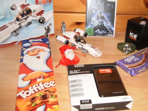 My Presents!!!