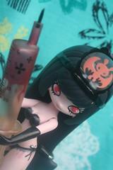 Junko Mizuno Miznotic Fantasy Chika Peach Night Figure