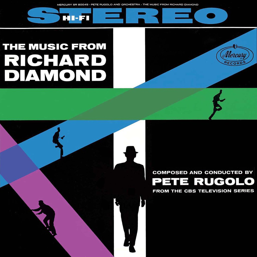 Pete Rugolo - Richard Diamond