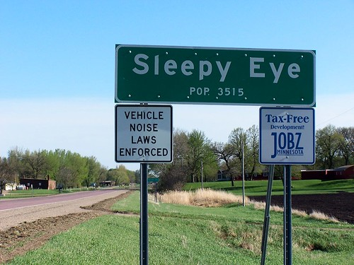 Sleepy Eye City Limits