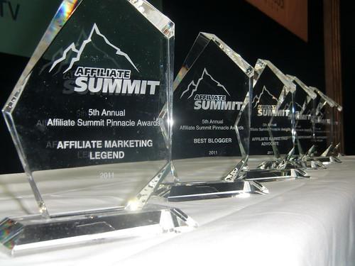 Affiliate Summit West 2011 Pinnacle Awards