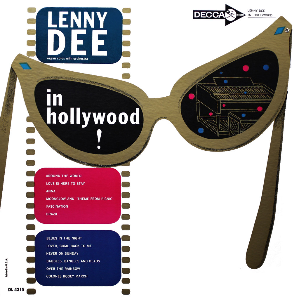 Lenny Dee - In Hollywood