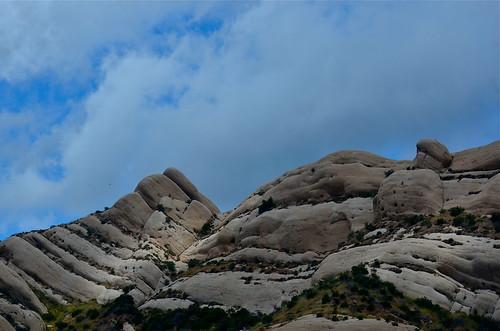 Mormon Rocks by Shirley Buxton