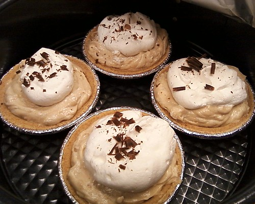 Tiny Peanut Butter Pie