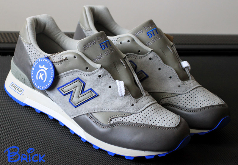 New Balance x 24 Kilates 577 Blue