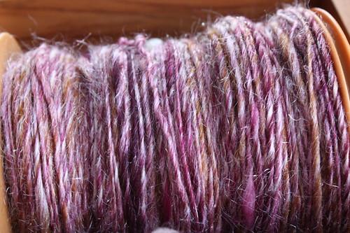 purple sparklies