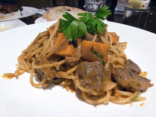 Bakerzin - Lamb Stew Pasta