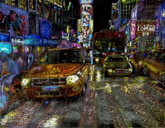 Rush Hour Rain