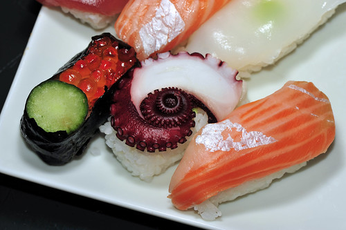 Sushi - Cold Storage Centrepoint