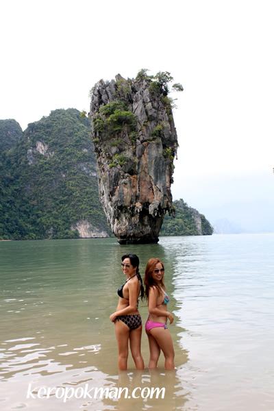 The Bond Girls